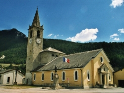 Eglise ND Assomption - Bramans
